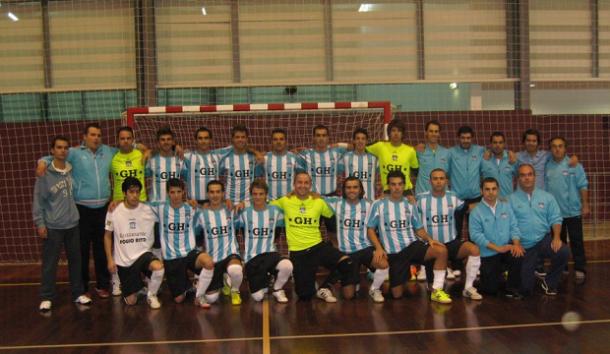 Futsal Azeméis 2010/2011
