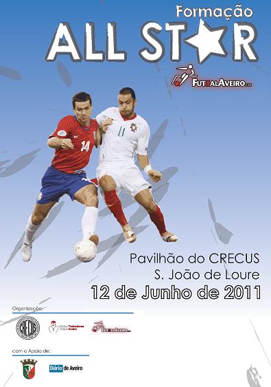 All-Star Formação FutsalAveiro.com
