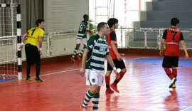Sporting x Covão do Lobo (Juniores)