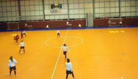 III Mundial Futsal Feminino - Azeméis 2012