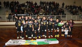 Novasemente venceu Taça Distrital
