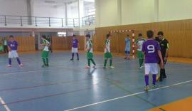 Contacto Futsal x Escapães (Juvenis)