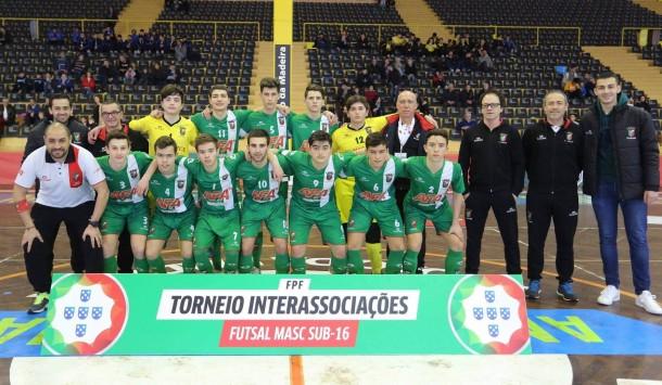 Seleção Distrital de Sub'16 AFA 2017/2018